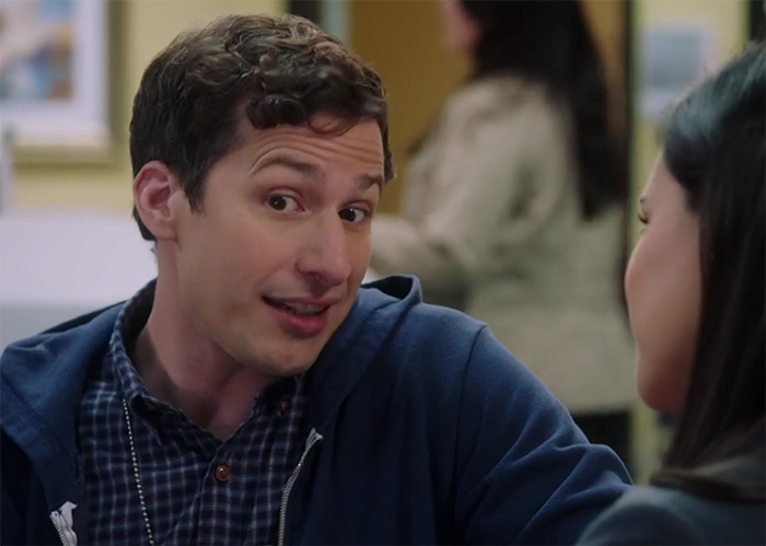 Brooklyn Nine-Nine: Casecation. Image Credit: NBC Studios.