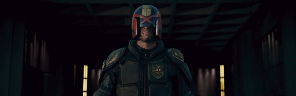 Dredd. Image Credit: Lionsgate.