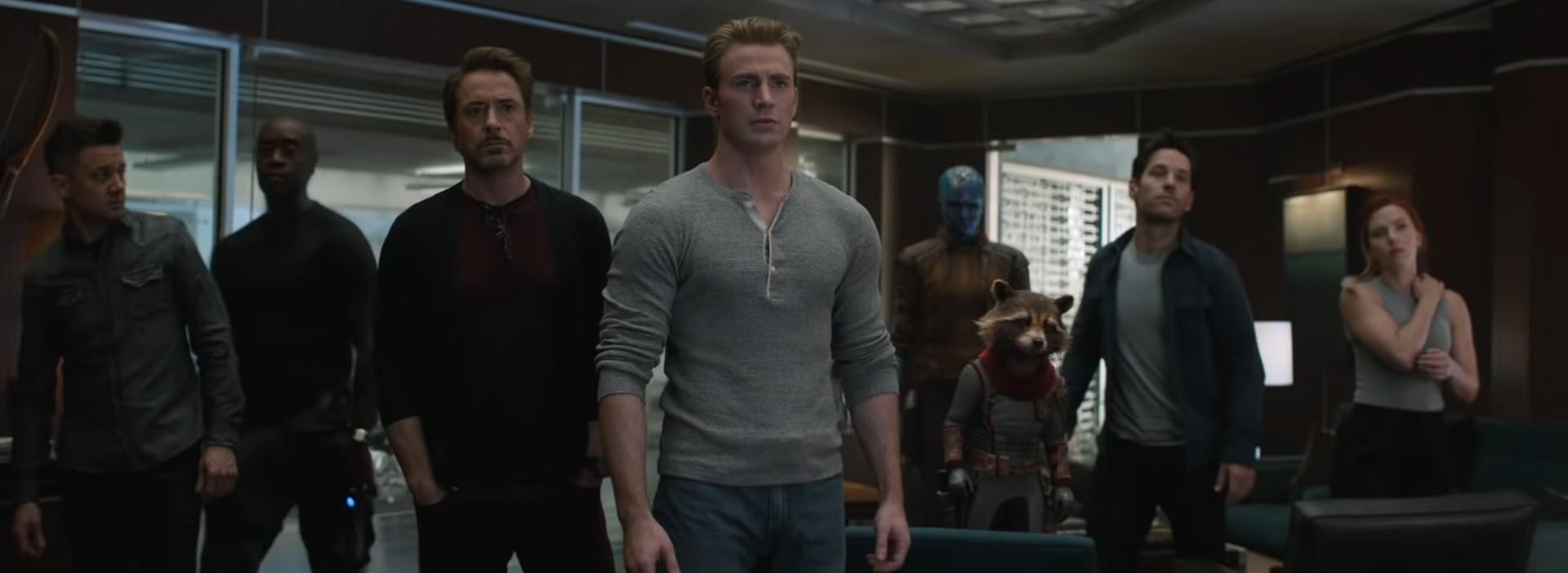 Avengers: Endgame. Image Credit: Marvel/Disney.