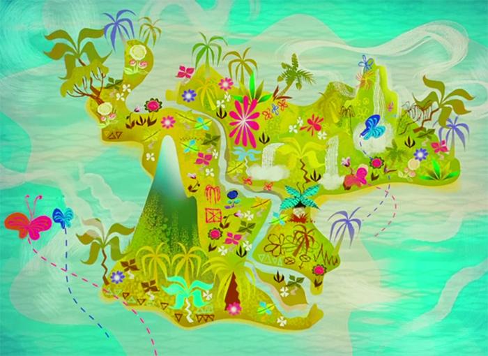 Guava Island. Image Credit: Amazon Studios.