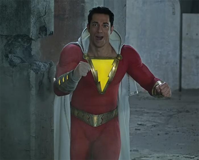 Shazam! Image Credit: Warner Brothers.