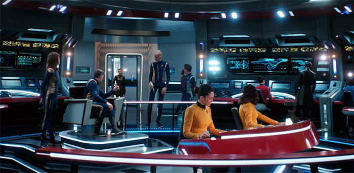 Star Trek Discovery: Such Sweet Sorrow Part 1. Image Credit: CBS Studios.