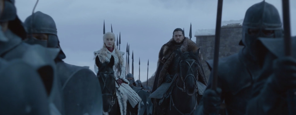 Game of Thrones: Winterfell. Image Credit: HBO.