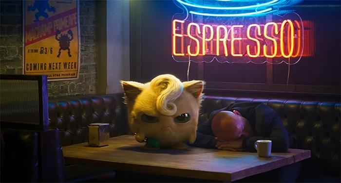 Detective Pikachu (Pokémon: Detective Pikachu). Image Credit: Warner Bros. Pictures.