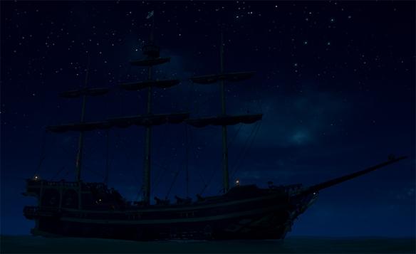 Sea of Thieves: Anniversary Update. Image Credit: Rare.