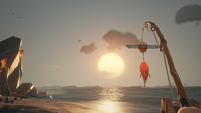 Sea of Thieves: Anniversary Update. Image Credit: Rare.