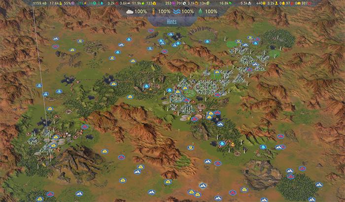 Surviving Mars: Green Planet. Image Credit: Paradox Interactive.