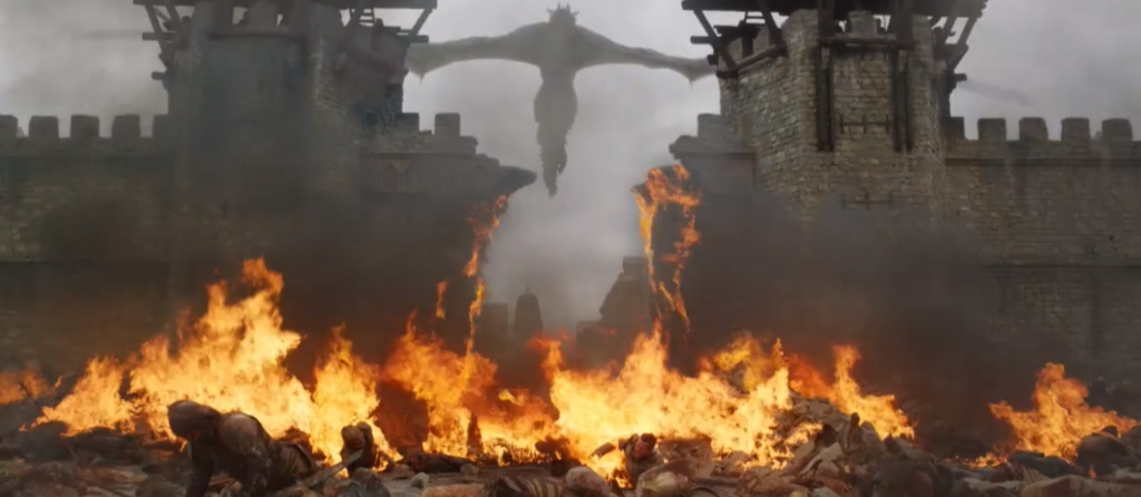 Game of Thrones: The Bells. Image Credit: HBO.