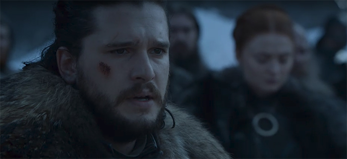 Game of Thrones: The Last of the Starks. Image Credit: HBO.