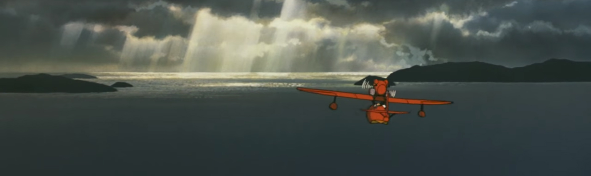 Porco Rosso (紅の豚). Image Credit: Studio Ghibli.