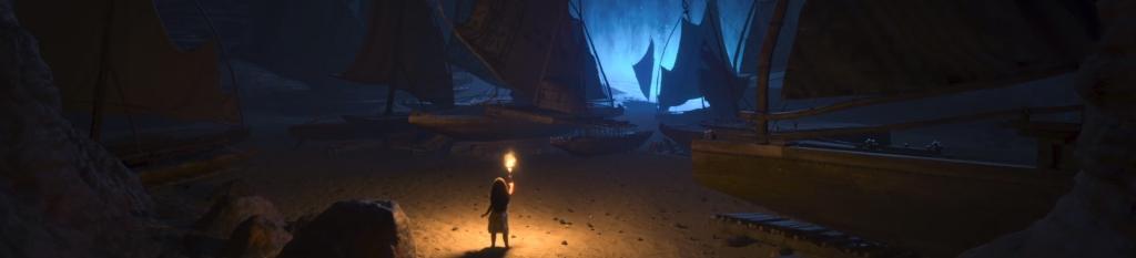 Moana. Image Credit: Disney.