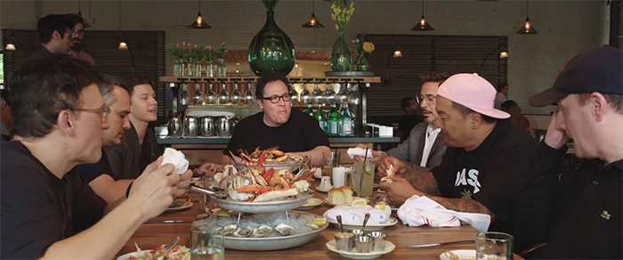 The Chef Show. Image Credit: Netflix.