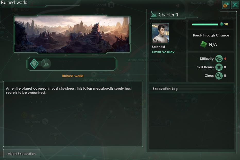 Stellaris: Ancient Relics. Image Credit: Paradox Interactive.