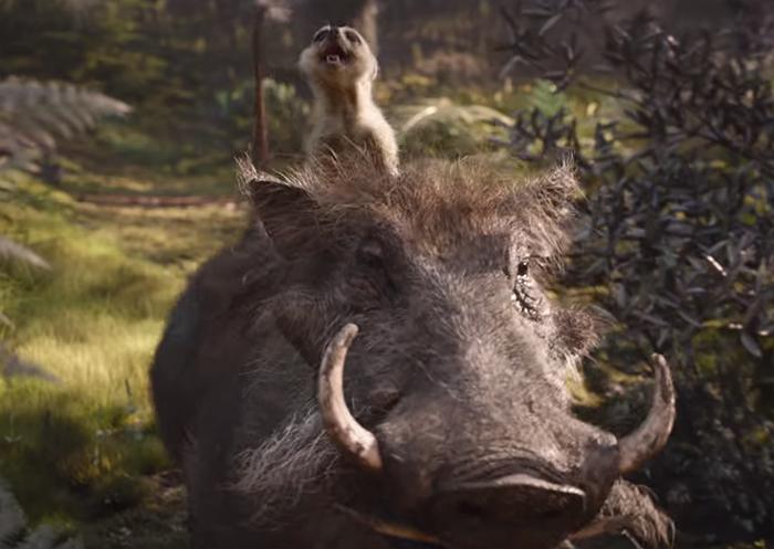 The Lion King. Image Credit: Disney.