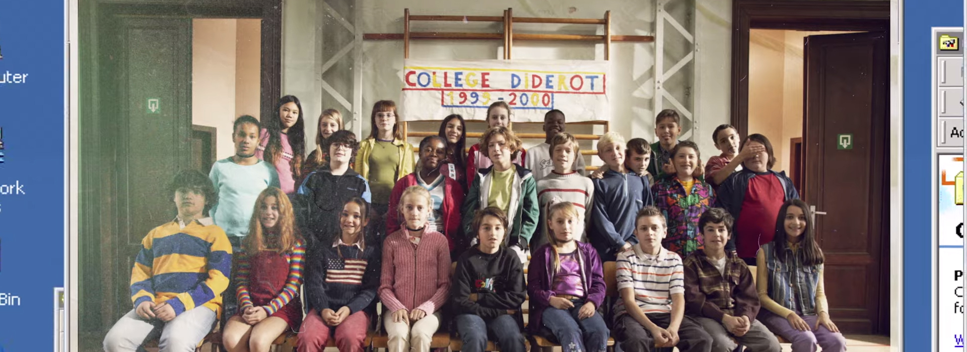 Back to School (La Grande Classe). Image Credit: Netflix.