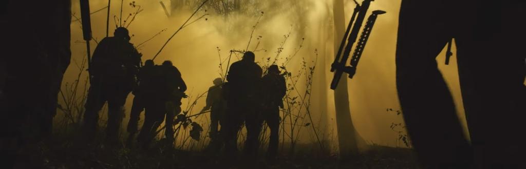 Danger Close: The Battle of Long Tan. Image Credit: Transmission Films.