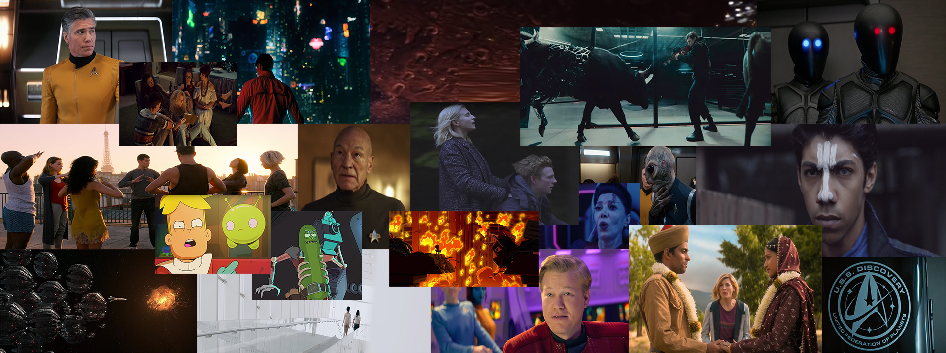 A New Golden Age of Science Fiction on Television