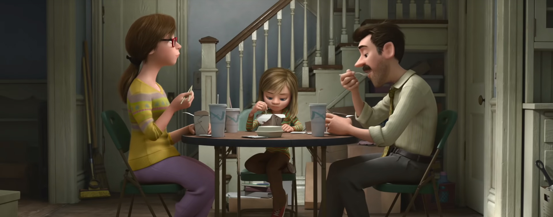 Inside/Out. Image Credit: Disney/Pixar.