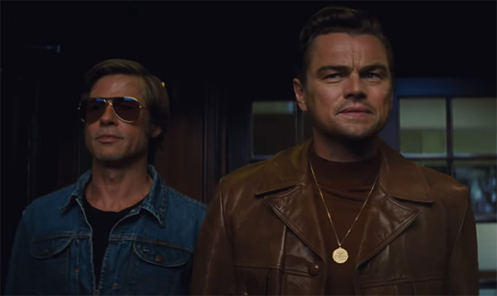 Once Upon a Time in... Hollywood. Image Credit: Sony.