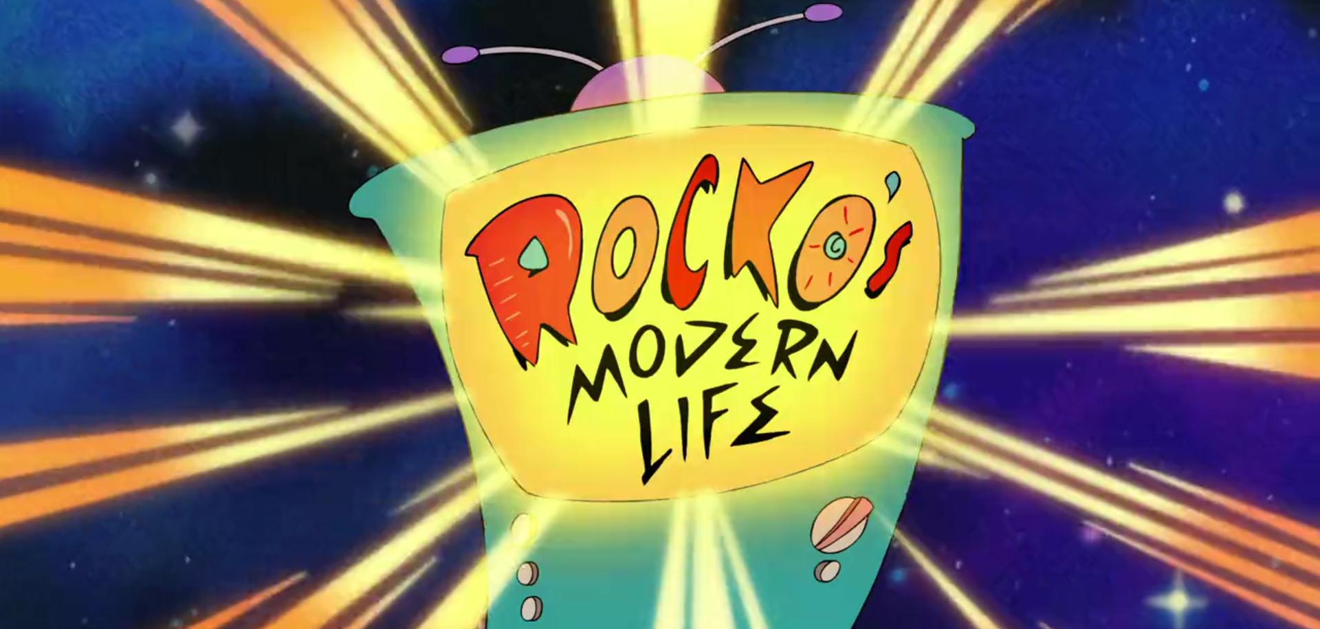 Rocko's Modern Life: Static Cling. Image Credit: Netflix.