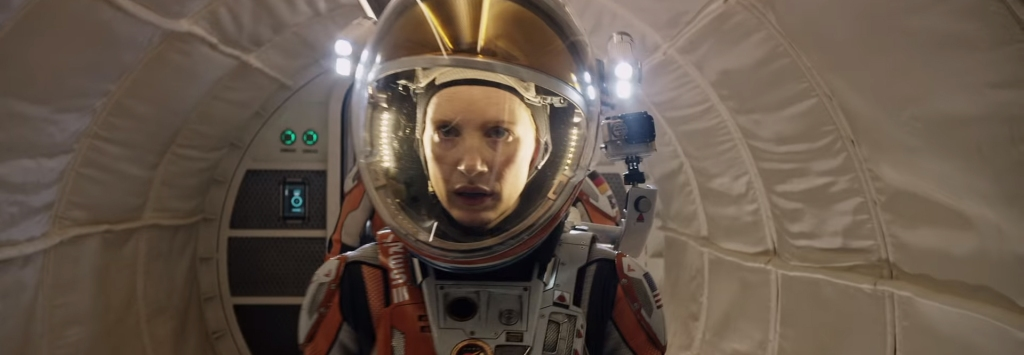 The Martian. Image Credit: 20th Century Fox.