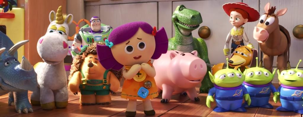 Toy Story 4. Image Credit: Disney/Pixar.
