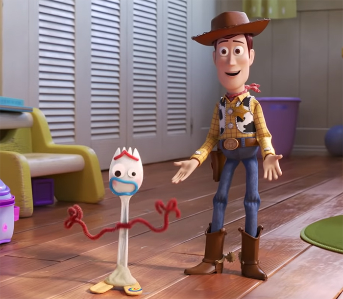 Toy Story 4. Image Credit: Disney/Pixar.