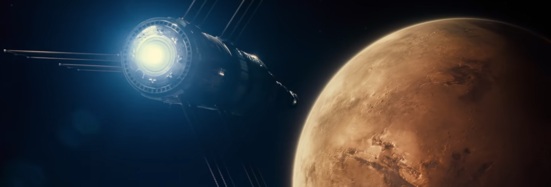 Ad Astra. Image Credit: 20th Century Fox.
