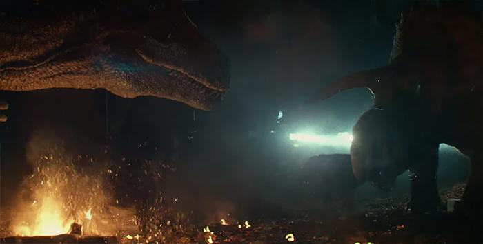 Battle at Big Rock (Jurassic World: Battle at Big Rock). Image Credit: Universal.