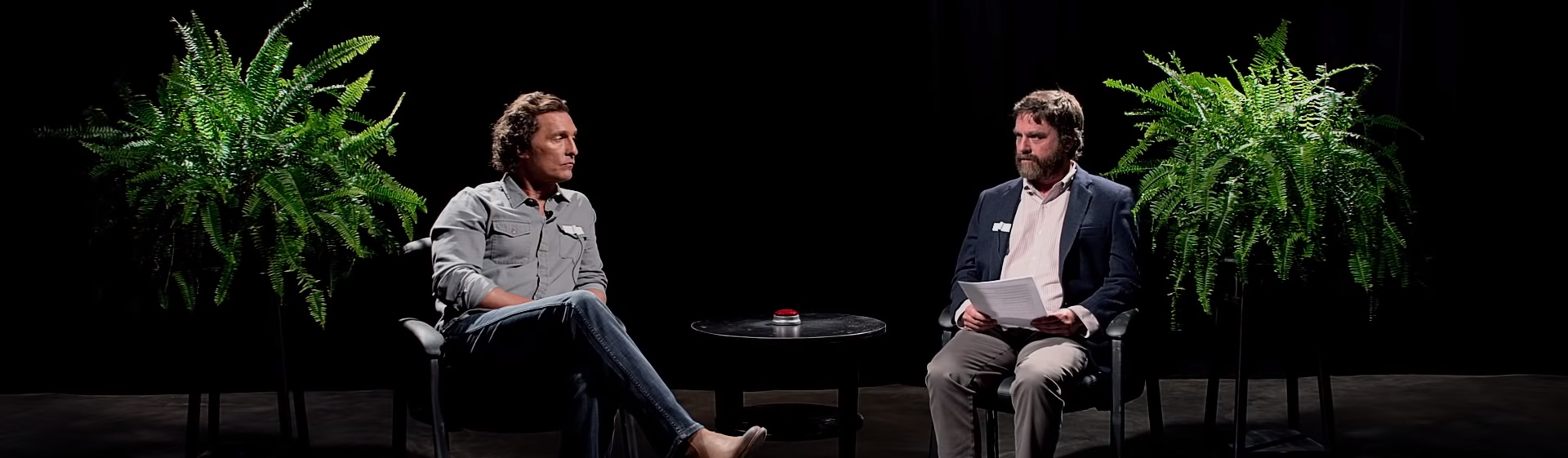 Between Two Ferns: The Movie. Image Credit: Netflix.