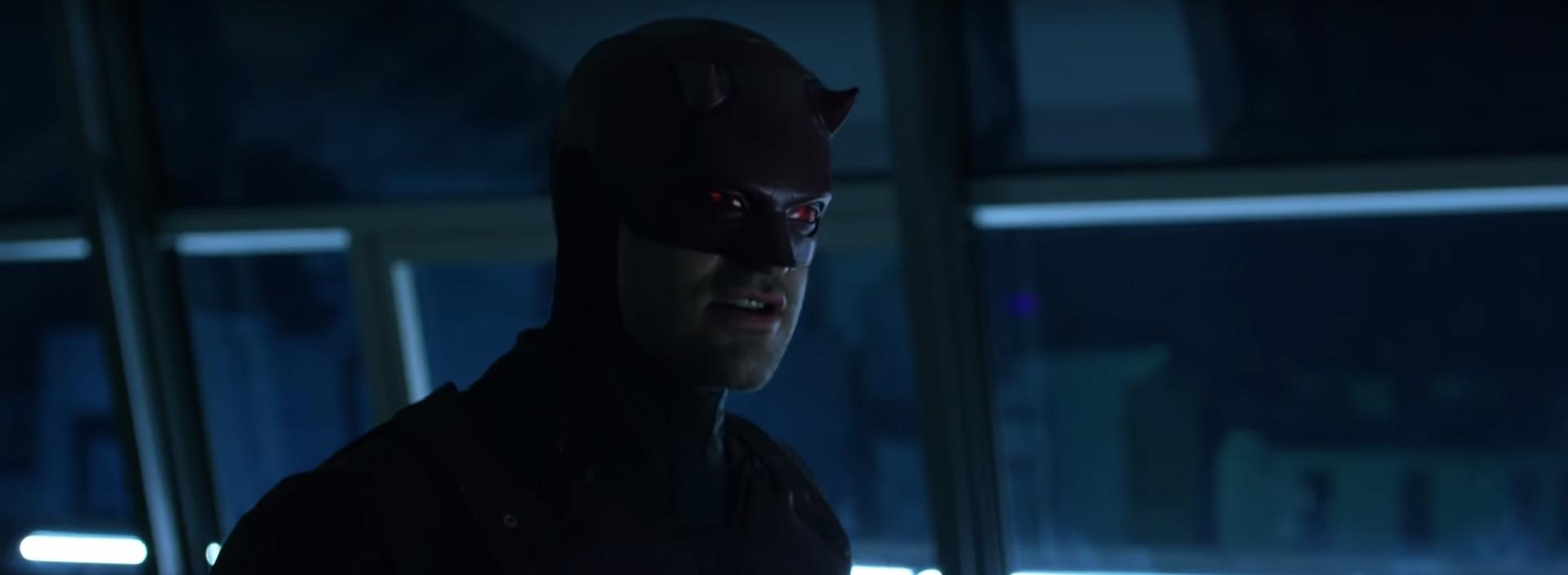 Daredevil. Image Credit: Marvel/Netflix.
