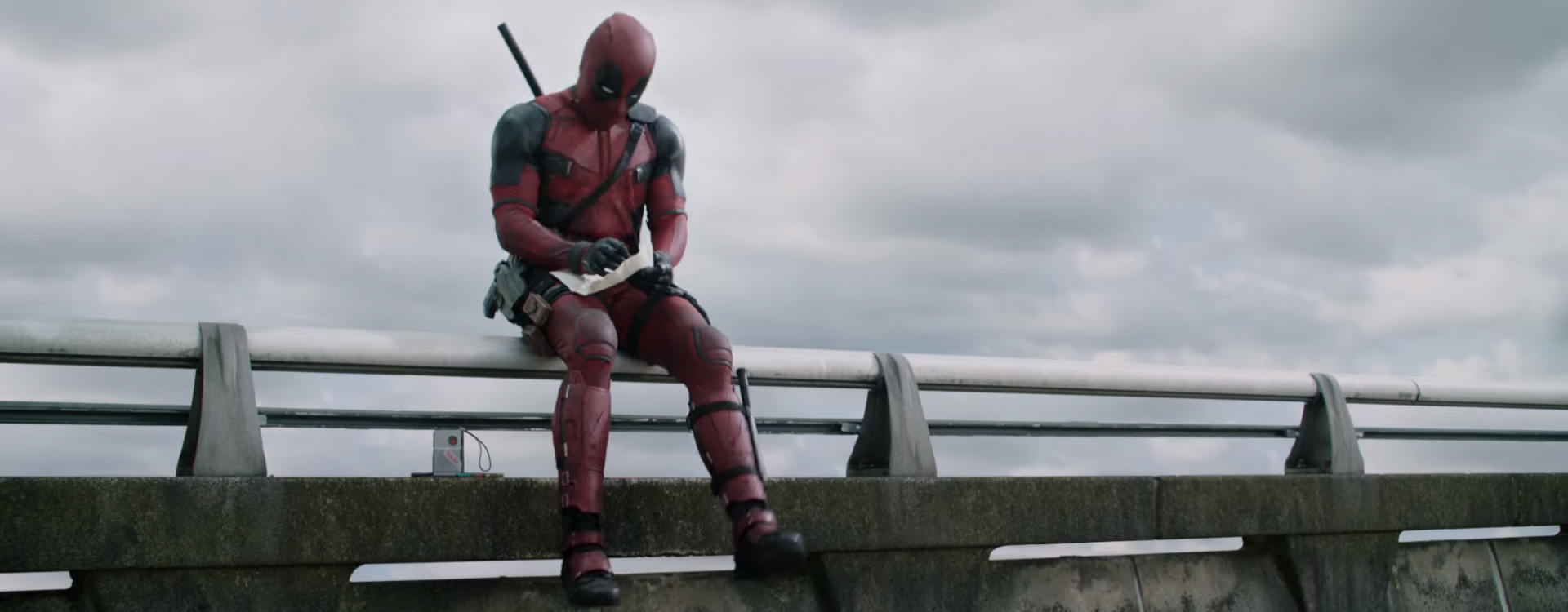 Deadpool. Image Credit: 20th Century Fox.