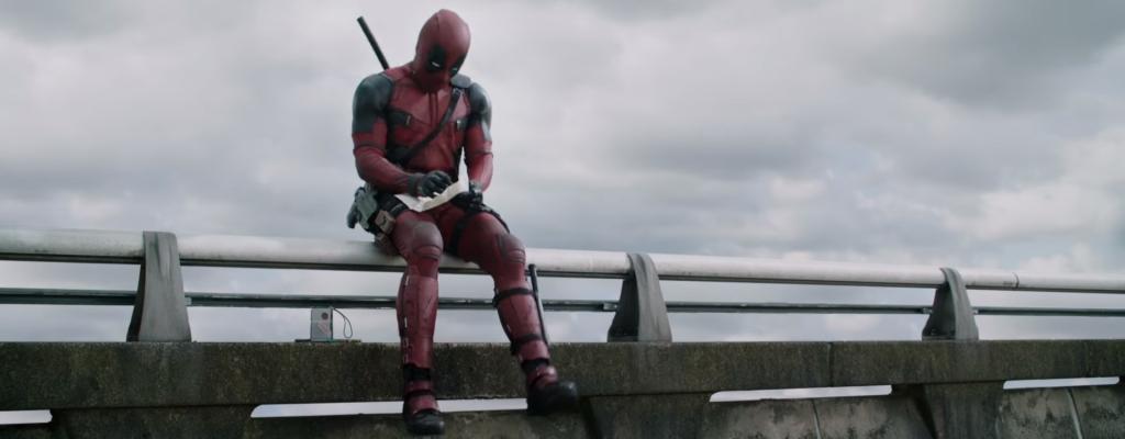 Deadpool. Image Credit: 20th Century Fox.