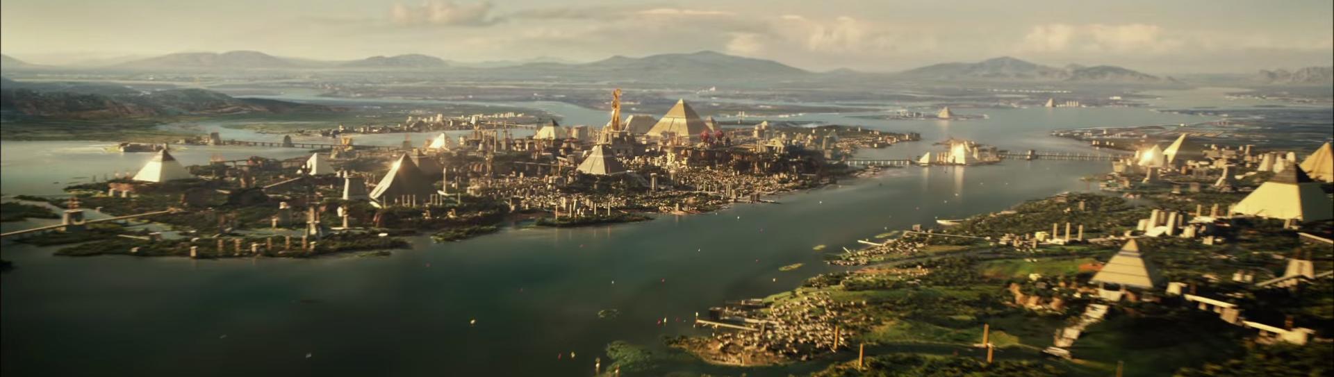 Gods of Egypt. Image Credit: Lionsgate.