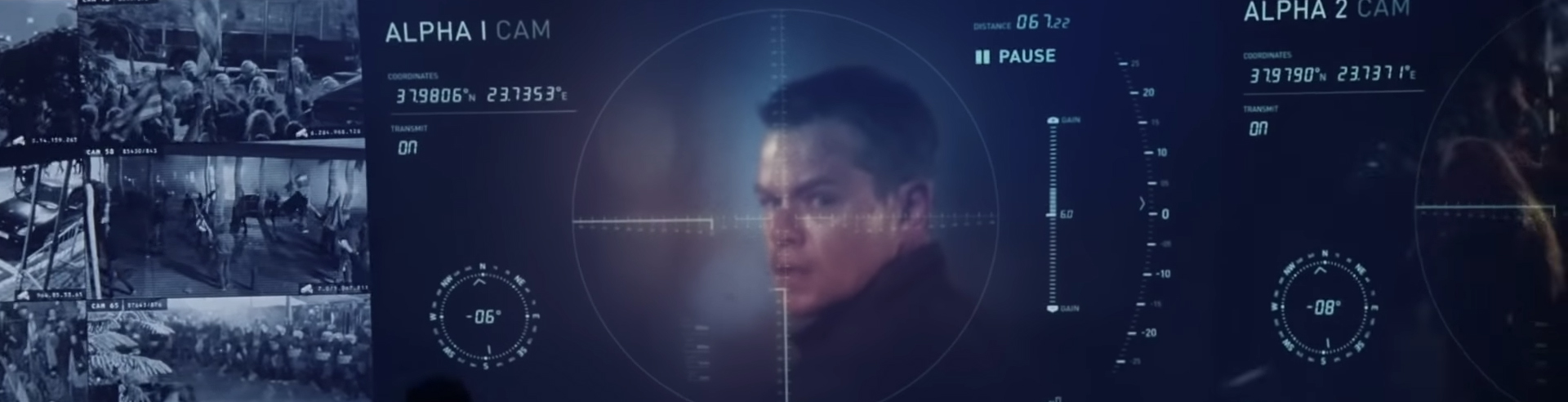 Jason Bourne. Image Credit: Universal Pictures.