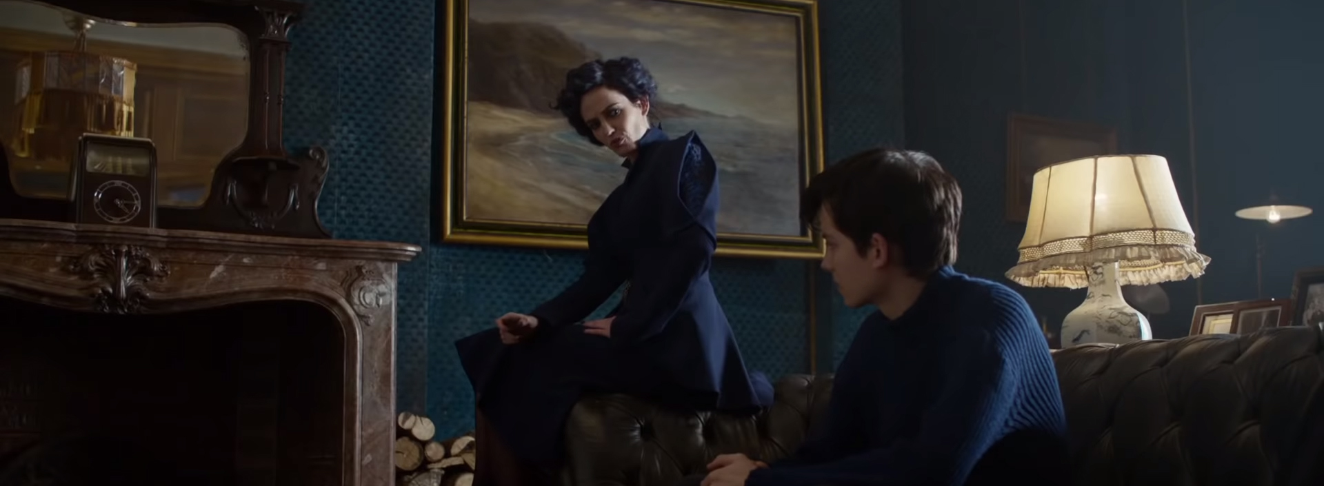 Miss Peregrine's Home for Peculiar Children. Image Credit: 20th Century Fox.