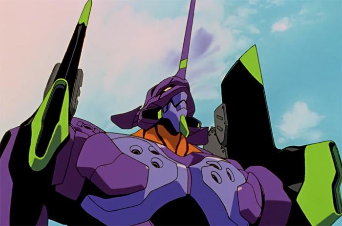 Neon Genesis Evangelion (新世紀エヴァンゲリオン, Shinseiki Evangerion). Image Credit: Netflix.