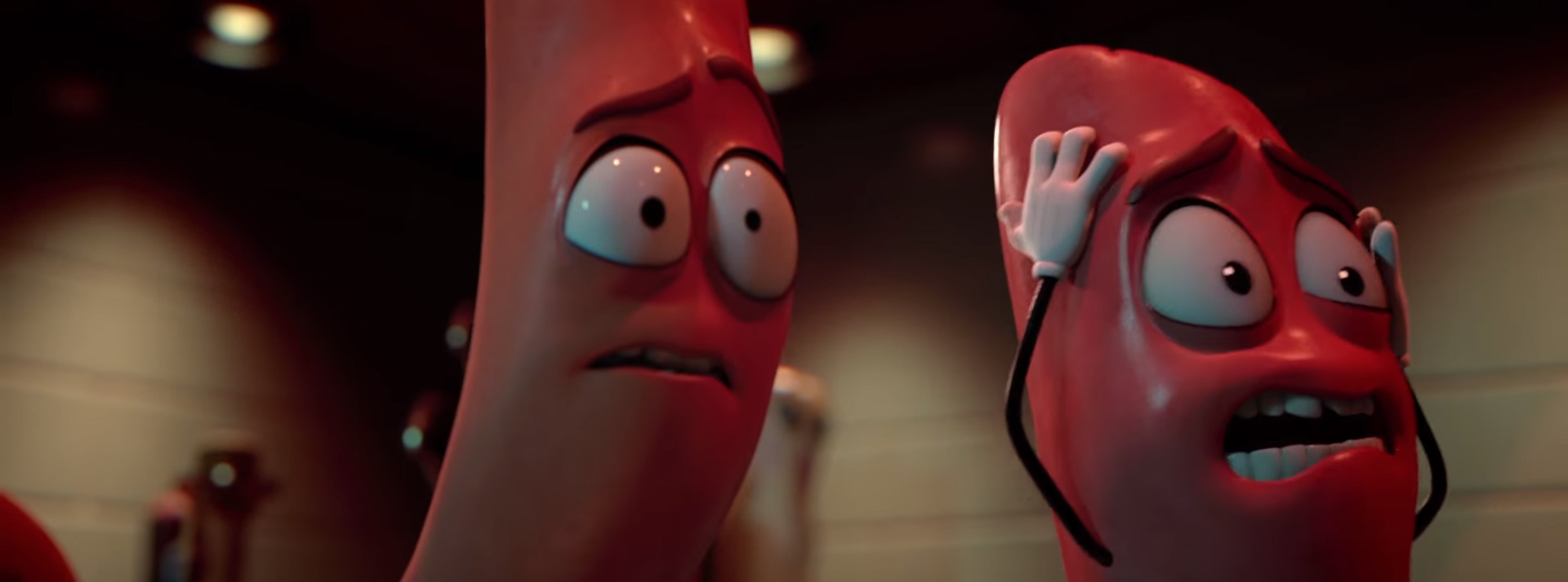 Sausage Party. Image Credit: Sony.