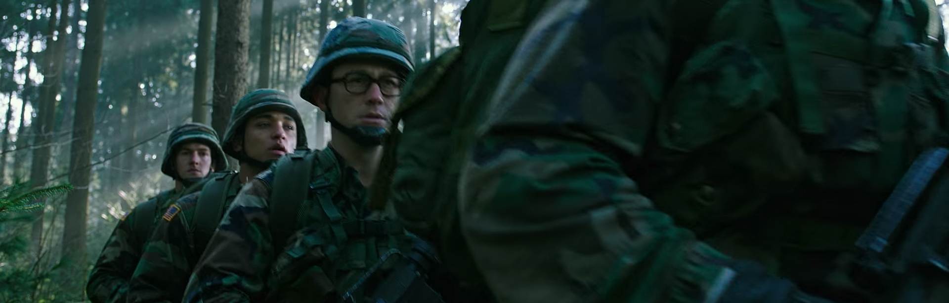 Snowden. Image Credit: Open Road Films.