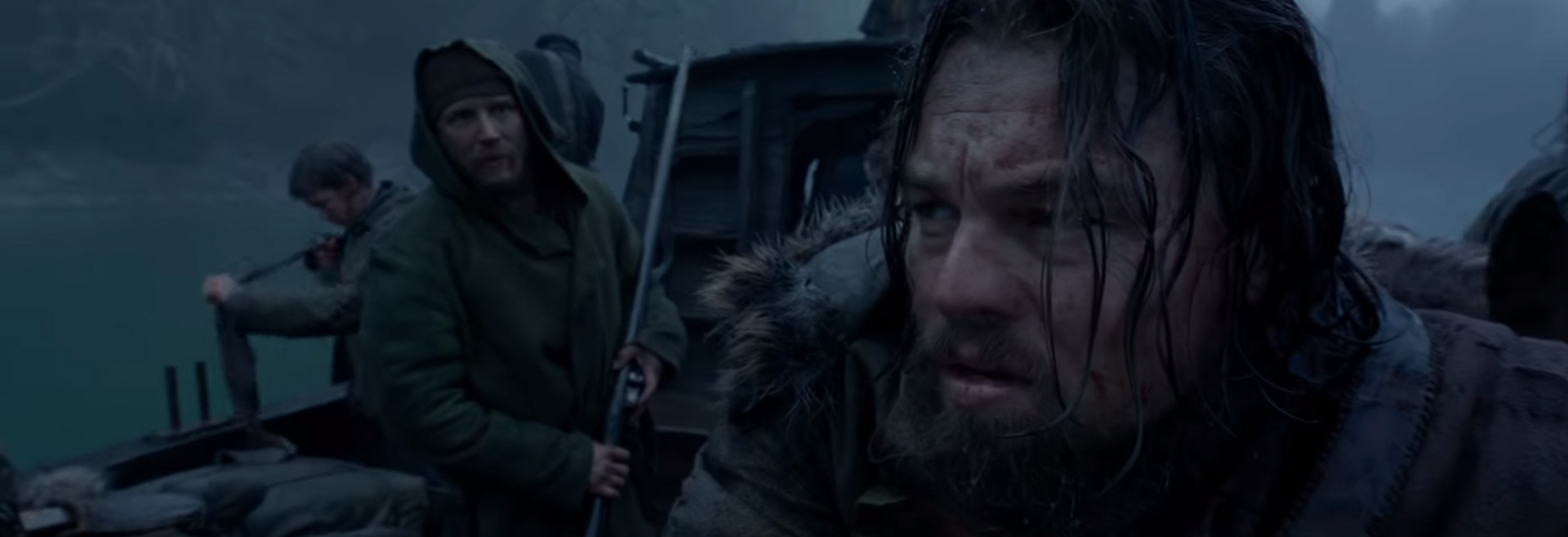 The Revenant. Image Credit: 20th Century Fox.