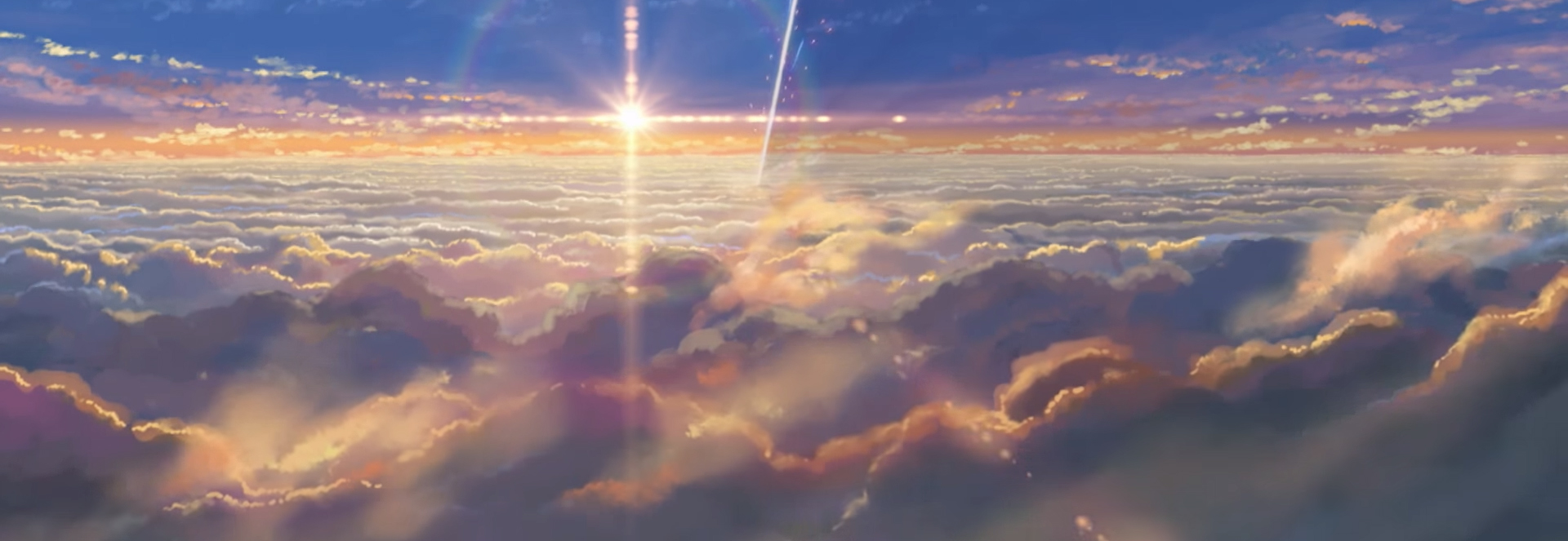 Your Name (Kimi no Na wa, 君の名は). Image Credit: Madman.