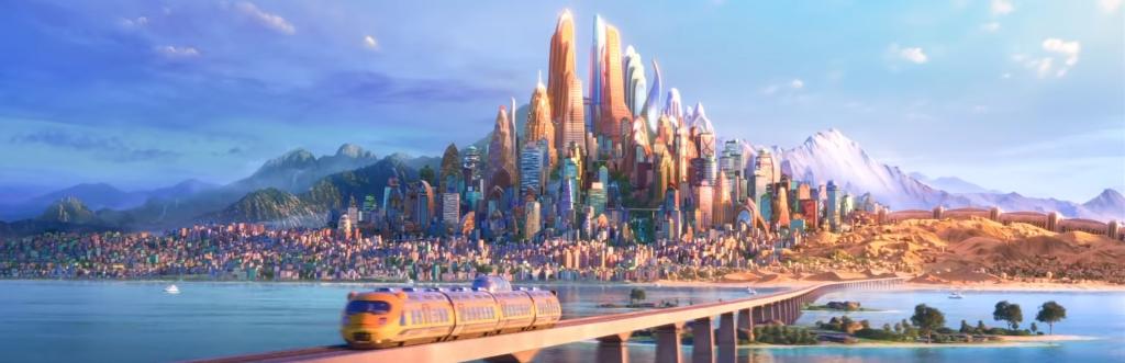 Zootopia. Image Credit: Disney.