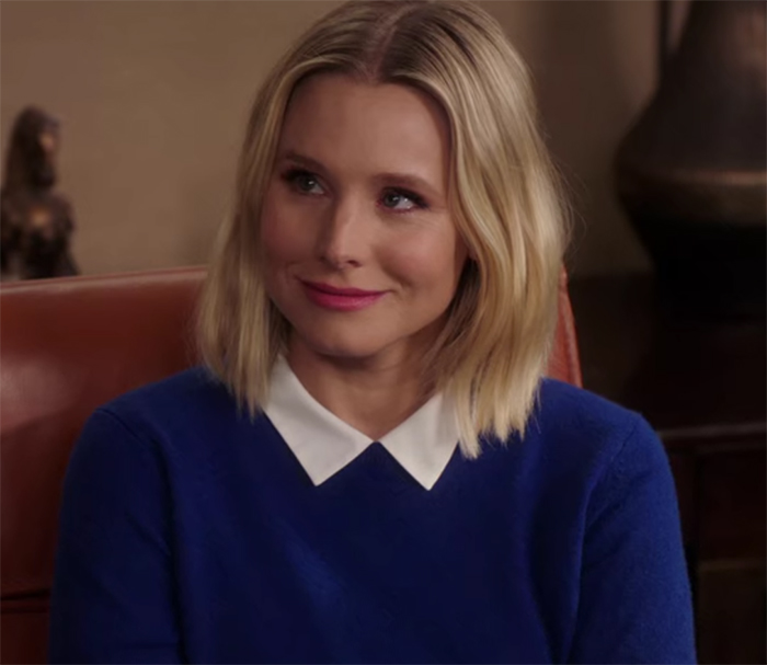 The Good Place: Chillaxing. Image Credit: NBC Studios.