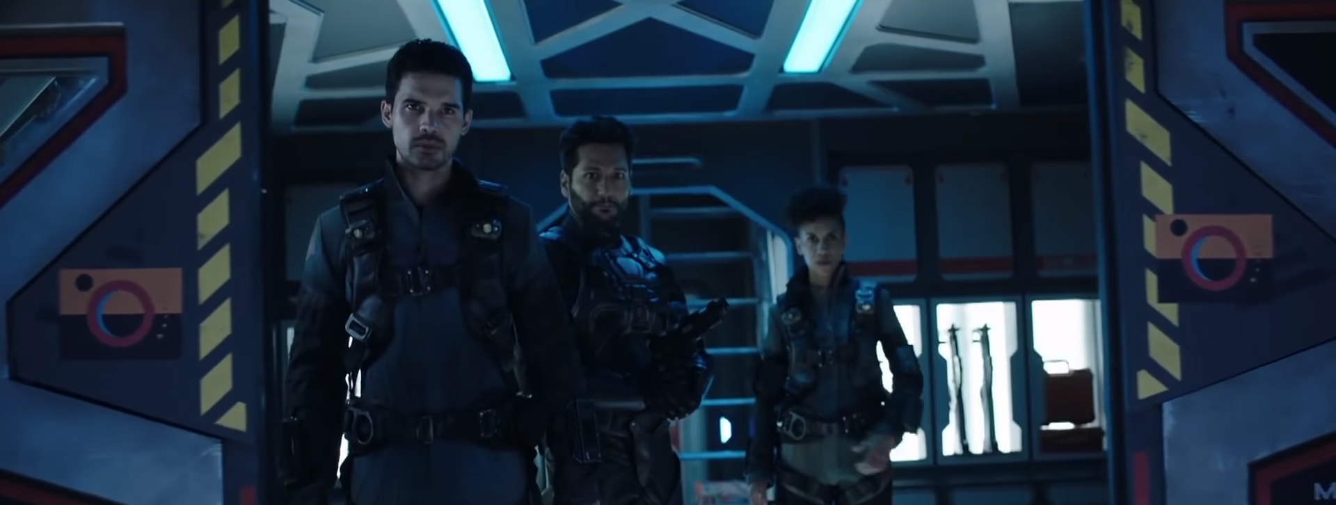 The Expanse. Image Credit: Amazon Studios.