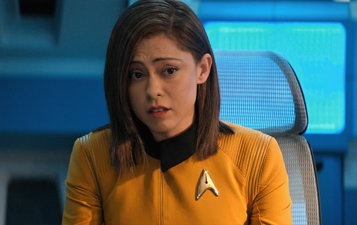 Star Trek Short Treks: The Trouble with Edward. Image Credit: CBS Studios.