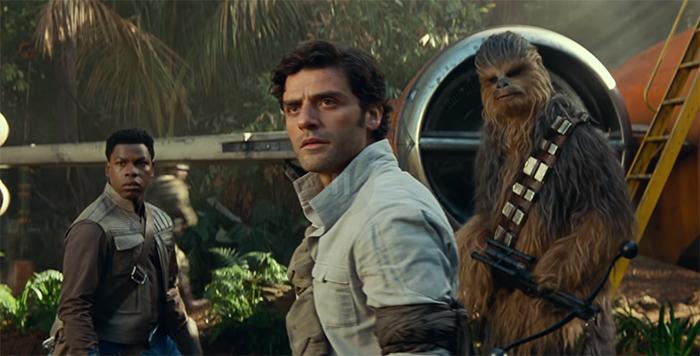 Star Wars: The Rise of Skywalker. Image Credit: Disney/Lucasfilms.