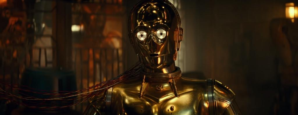 Star Wars: The Rise of Skywalker. Image Credit: Disney/LucasArts.