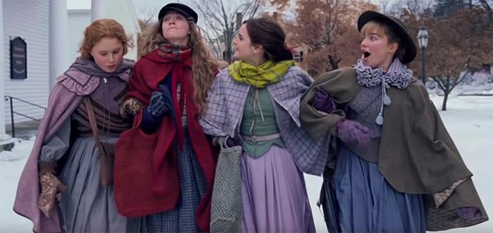 Little Women. Image Credit: Sony.