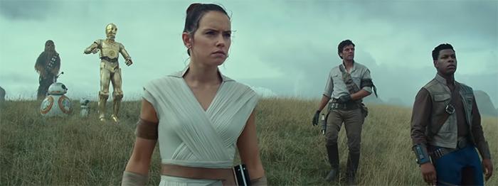 Star Wars: The Rise of Skywalker. Image Credit: Disney.