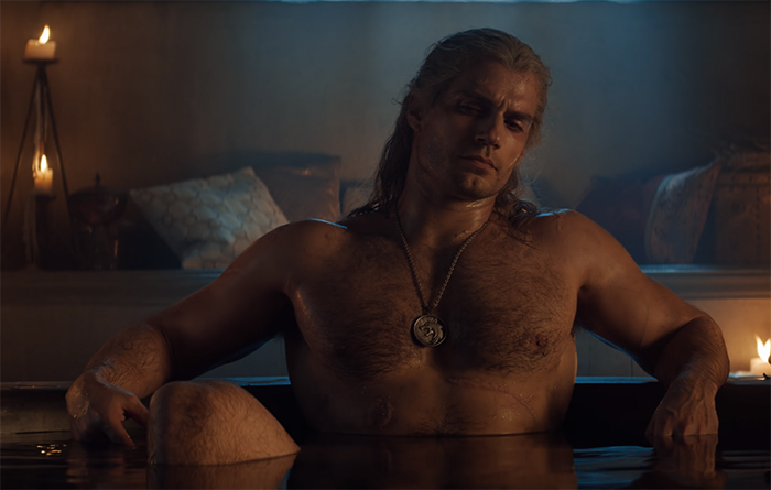 The Witcher. Image Credit: Netflix.
